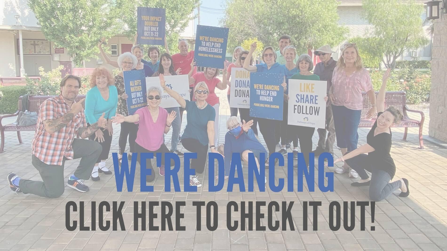 We're Dancing